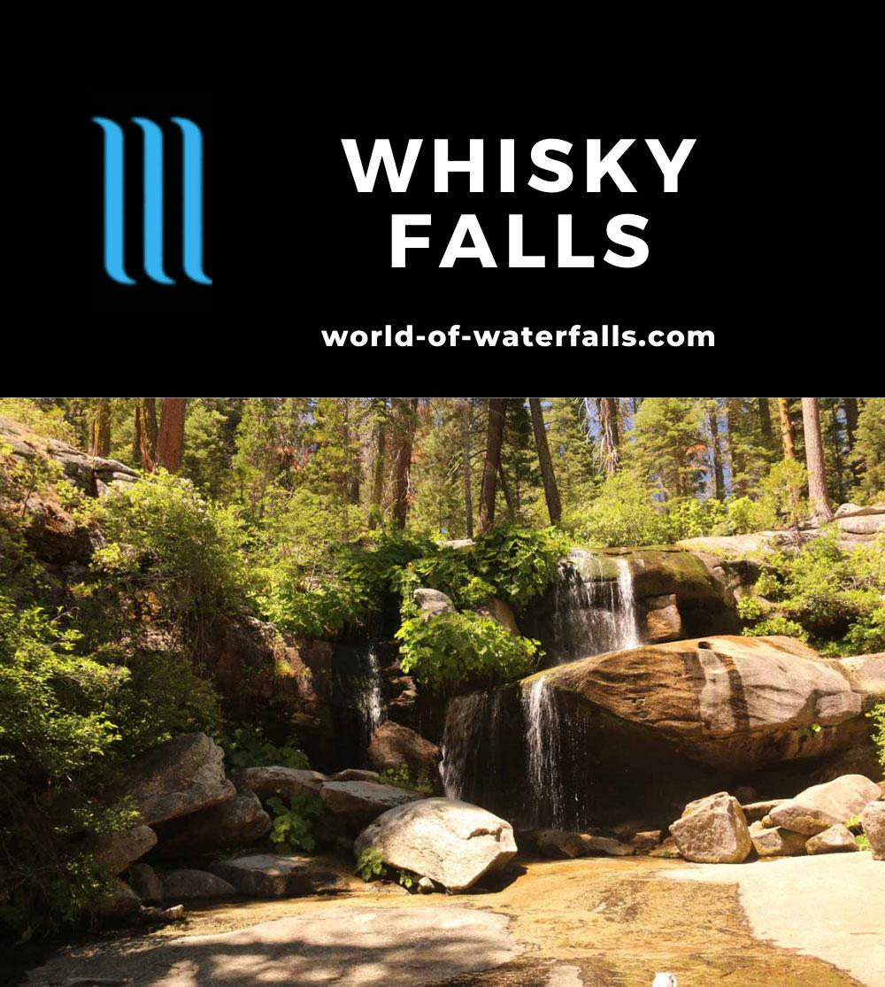 Whiskey_Falls_058_07102016 - Whisky Falls