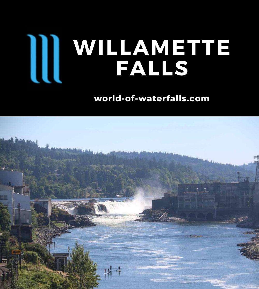 Willamette_Falls_016_07282017 - Willamette Falls as seen from a distance