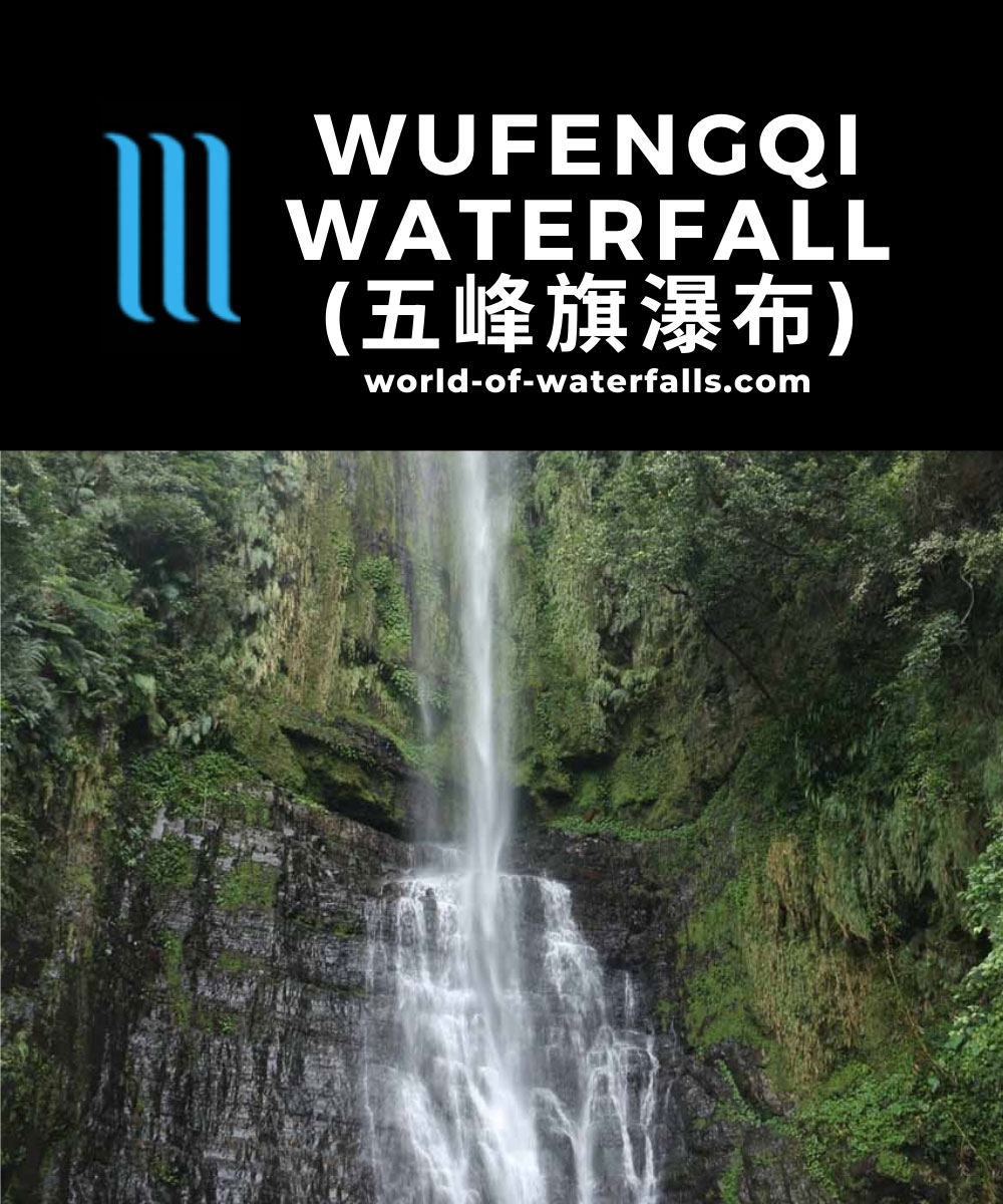 Wufengqi_Waterfall_120_11022016 - The Uppermost Wufengchi Waterfall (or Wufengqi Waterfall or even Wufongci Waterfall)