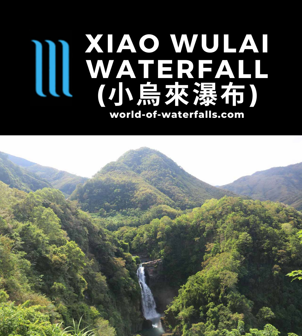 Xiaowulai_Waterfall_017_11012016 - Xiao Wulai Waterfall