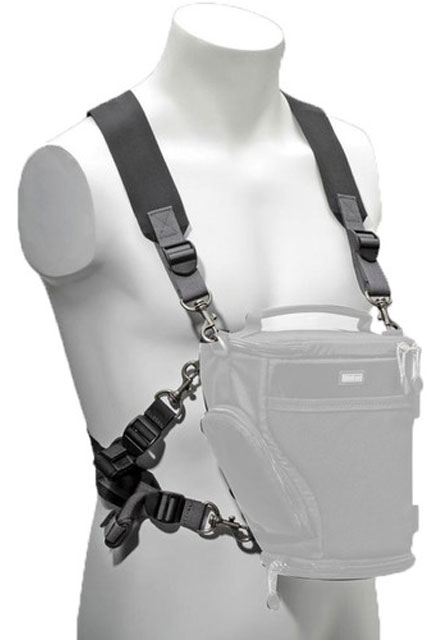 The think Tank Shoulder Harness